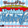 2 Tage Oktoberfest am Kirchhahn 15.-16. Oktober